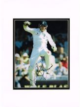 Matt Prior Autograph Signed Photo